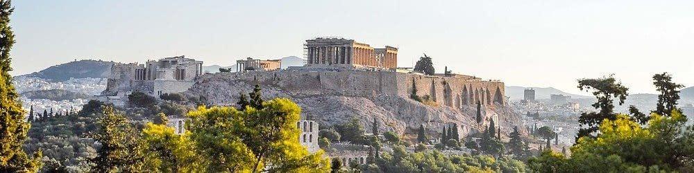 Ancient Ruins Greece