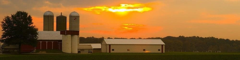 Farm Sunrise Ohio