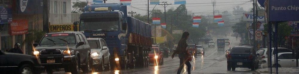 High Street Paraguay