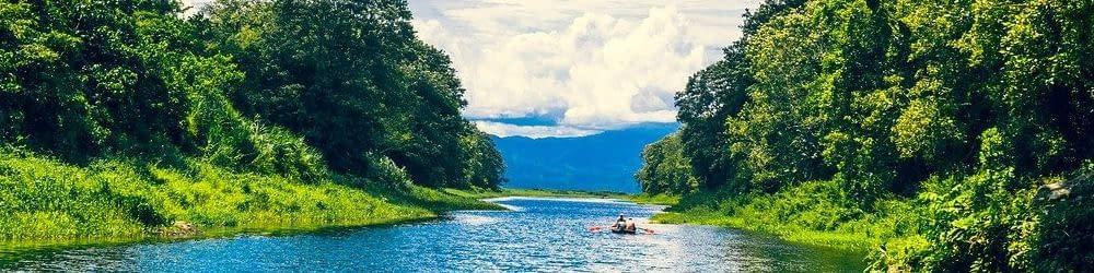 Honduras waterway