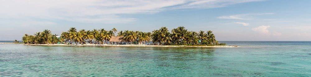 Laughing Bird Island Belize