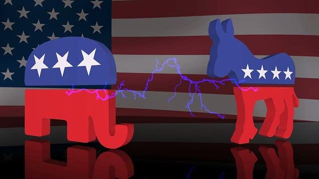 elephant v donkey election