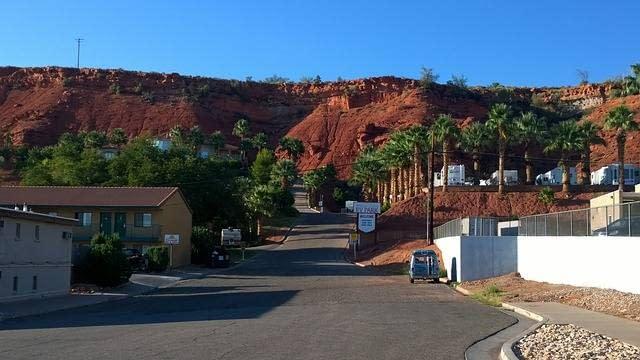 Saint George community Utah