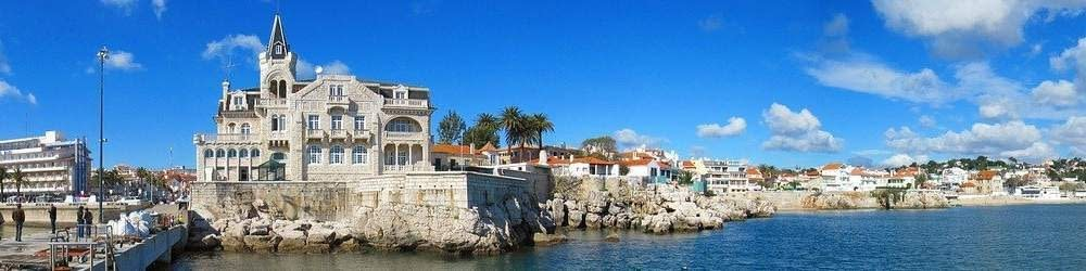 Cascais on the Portugese coastline