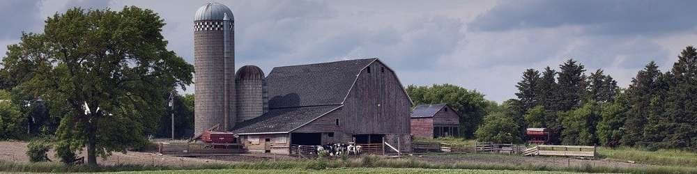 Farm in North Dakota