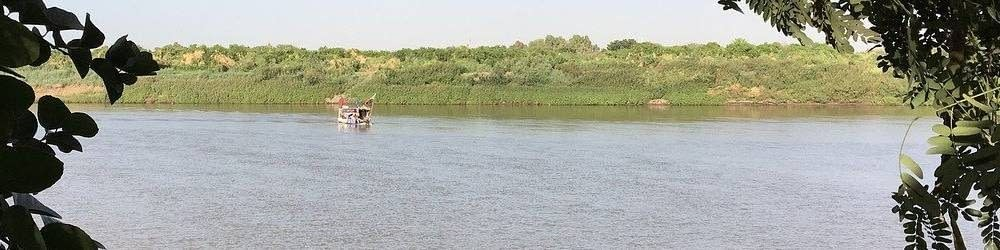 Nil River in Sudan