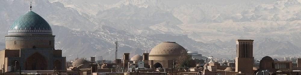 Silk Road in Iran